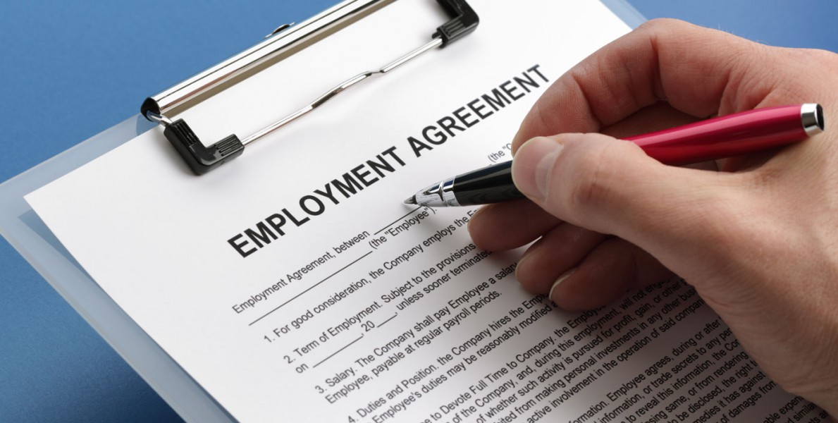 Employer Agreement regarding Employment Litigation