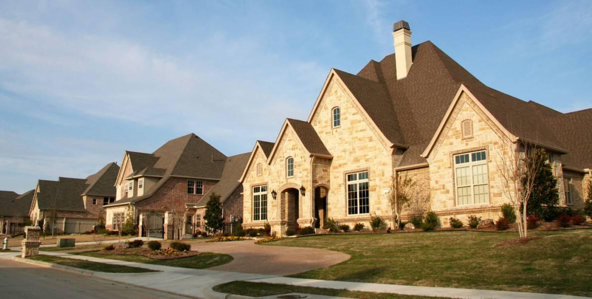 Residential home real estate neighborhood
